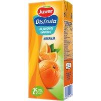 Juver Disfruta Mini Brik Naranja 3+1 20cl - 2522