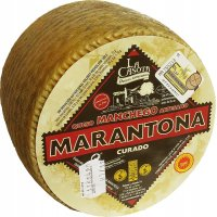 Queso Marantona Curado D.o.manchego - 2624