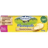 Mantequilla Asturiana Rulo 500gr - 2627