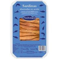 Sardina En Aceite Ahumada Tarrina 900/700 Gr - 2671