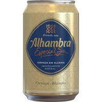 Alhambra Sin Llauna 33cl - 272