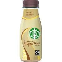 Starbucks Frappuccino Vainilla 250ml Lata - 2768