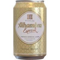 Alhambra Especial Lata 33cl - 295
