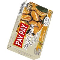 Mejillones Escabeche Pay Pay 16-20 Ol120 - 3201