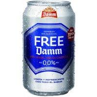 Free Damm Lata - 328