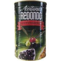 Aceitunas Rellena Anchoa Lata 2,2 Kg Redondo - 34246