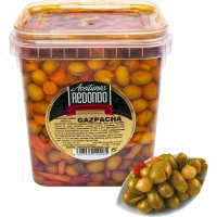 Aceitunas Gazpacha 2,75kg Redondo - 34263