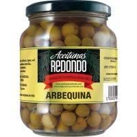 Aceitunas Arbequina Bote 400gr Redondo - 34266