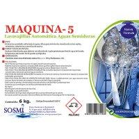 Lavavajillas Autom Ag Semi Maq5 12kg - 34587