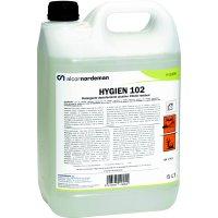 Desengreixant Hygien 102 Bact. 5lt - 34642