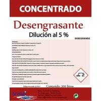 Desengrasante Dbf-5 Bact Y Fung. 20kg - 34744