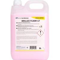 Detergente Brillex Suelo 17 Cera 5lt - 34762