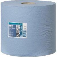 Bobina Secamanos Tork 2c Azul P500-170m - 34817