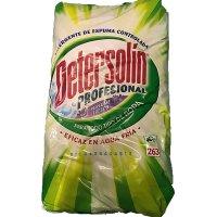 Detergente Polvo Detersolin Prof Saco 25kg - 34973