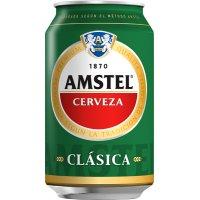 Amstel Clasica Lata 33cl - 35059