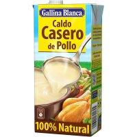 Caldo De Pollastre Gallina Blanca Brik 1lt - 35072