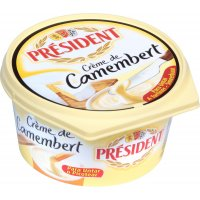 Queso Camembert President Tarrina 125gr - 35109