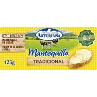 Mantega Asturiana Pastilla 125gr - 35111