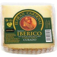 Queso Iberico Semi Gran Cardenal Cuña 250gr - 35112