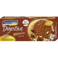 Digestive Fontaneda Chocolate/leche 300gr - 35116
