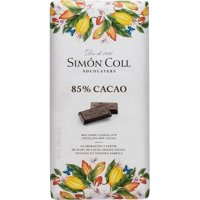Chocolate 85% Cacao Simon Coll 85gr - 35163