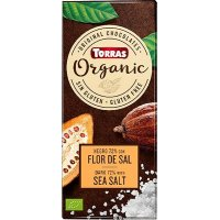 Chocolate Negro 70% Flor De Sal Torras 100gr - 35192