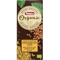 Chocolate Negro Sesamo Tost-polen Torras 100g - 35193