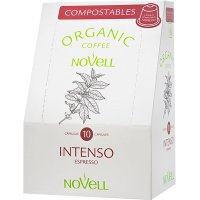 Cafe Novell Intenso 10 Capsulas Compost - 35214