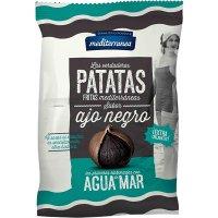 Patates Fregides Elab Amb Aigua Mar Gust All Negre 110g - 35236