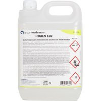 Desengrasante Hygien 102 Bact. 5lt - 35245