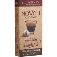 Cafe Novell Intens Residu 0 Compost 10caps - 35247