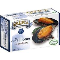 Mejillones Escab. 8/12 Ol-120 Galica(25 U) - 35474