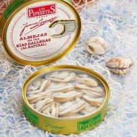 Almeja20/24 Ro150 Gr.los Peperetes (25 U) - 35496