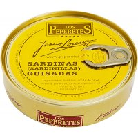 Sardinetes Cuites 150 Gr.los Peperetes - 35505