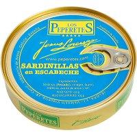 Sardinetes En Escab. Ro120 Los Peperetes - 35506