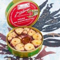Pulpo A.oliva Ro120 Gr.los Peperetes (25 U) - 35507