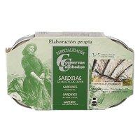 Sardines En Oli Oliva 3/5 Rr-125 Cambados - 35525