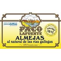 Almeja Al Nat. R.g.(10/12) Ol120 P.lafuente(50 U) - 35528