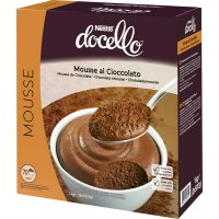 Mousse Chocolate Nestle 1kg - 3554