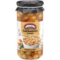 Garbanzos Cocinados 720 Gr.anko (12 U) - 35573