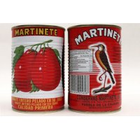 Tomate Entero 410 Gr.martinete (24 U) - 35618