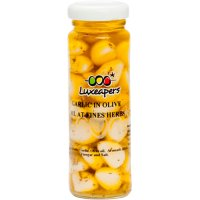 Ajos En Aceite/hierbas 100 Gr.luxeapers (12 U) - 35624