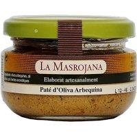 Pate De Oliva Arbequina Masrojana 100 Gr(12 U) - 35955