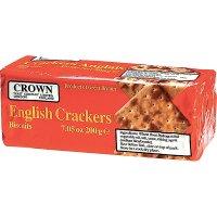 Crackers Crown Englisch 200 Gr(24) - 35993