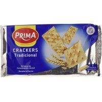 Crackers S/ Tradic. Prima 200 Gr.(8 U) - 36009