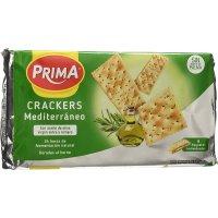 Crackers Mediterraneo Prima 200 Gr(8 U) - 36011
