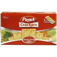 Crackers C/chispas Salprima 200 Gr(8 U) - 36012