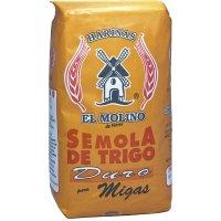 Semola Trigo Migas Molino 1 Kg(12 U) - 36029