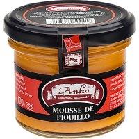 Mousse Piquillo Anko 100 Gr.(12 U) - 36075