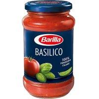 Salsa Basilico Barilla 400 Gr(6 U) - 36113